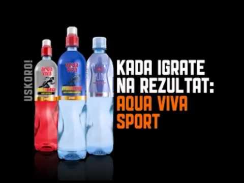 Aqua Viva sportska pića