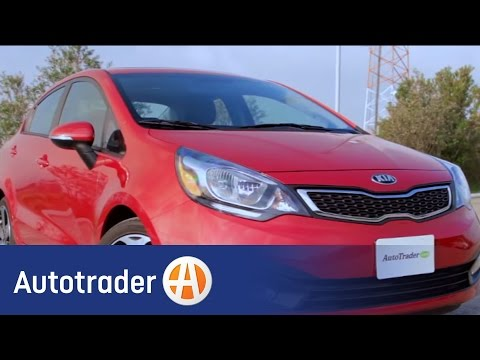 2013 Kia Rio – Sedan | New Car Review | AutoTrader.com