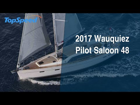 Wauquiez Pilot Saloon 48 Voilier  Grand Voilier (+15m)