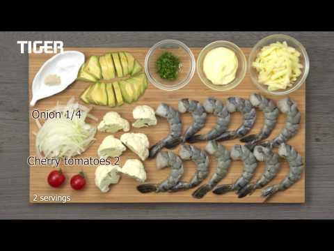 牛油果椰菜蝦沙律 by tacook