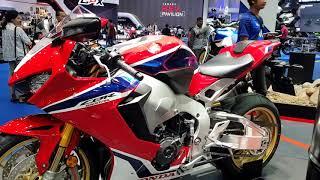 8. Honda CBR1000RR SP 2018