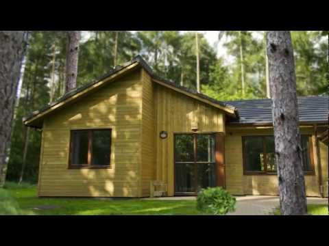 Take a tour of the Center Parcs Woburn Forest Accommodation