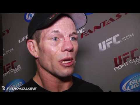 UFC 113 Marcus Davis Believes He Avoided Being Fired With Win