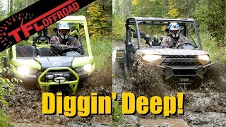 8. Torture Testing the Polaris Ranger and Can-Am Defender - Which Utility Side-by-Side is King?