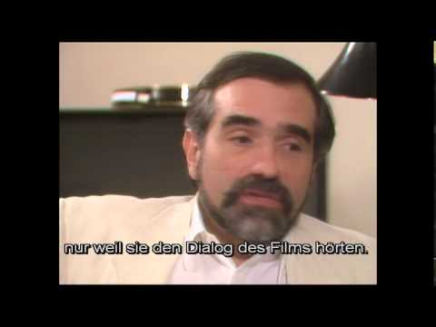 Martin Scorsese on The Last Temptation of Christ [deutsch untertitelt]
