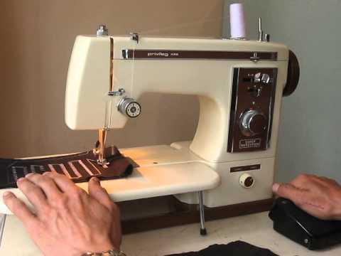 Privileg 5010 Швейная Машинка Инструкция