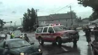West Hazleton (PA) United States  city photos gallery : West Hazleton Fire Department Response Video 4