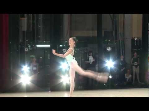 Leticia Domingues - Video Blog Day 2 - 2013 Prix de Lausanne
