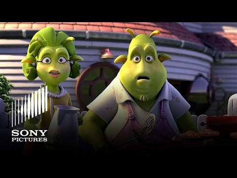 Something Strange Is Coming to Planet 51 - In Theaters 11/20