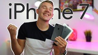 Video LE VOILÀ ENFIN !! // Apple iPhone 7 Plus Noir Mat 128GB UNBOXING MP3, 3GP, MP4, WEBM, AVI, FLV Oktober 2017
