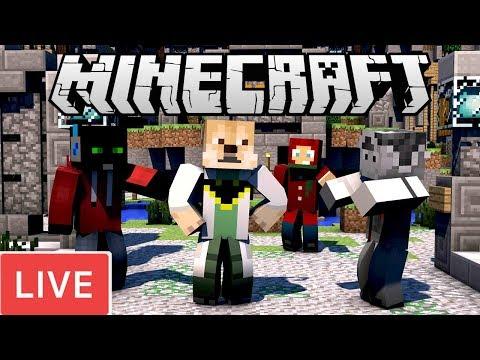[GEJMR] Minecraft - Stream z Miniher! #6 (видео)