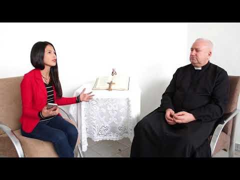 Entrevista Padre Cláudio Peters | Assessor RCC SC | Congresso Estadual 2017