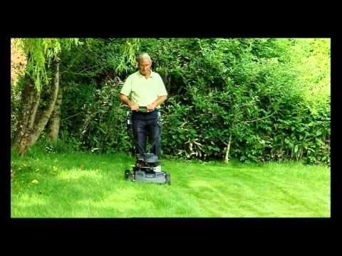 Mountfield Mulching Mowers (видео)