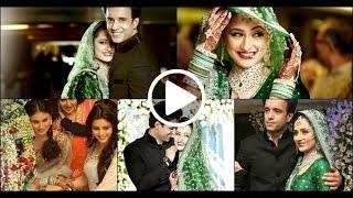 Aamir Ali and Sanjeeda Sheikh's  Wedding Reception