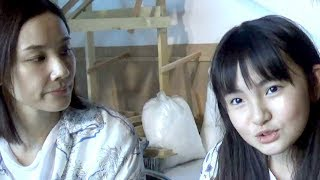 吉田羊&鈴木梨央、どっちが子どもかわからないほどの元気さ/ポカリスエットCMメイキング