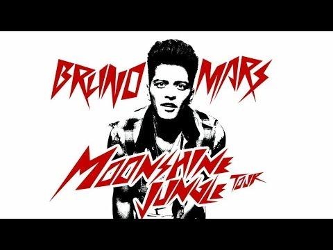 Bruno Mars Live: The 2014 Moonshine Jungle World Tour