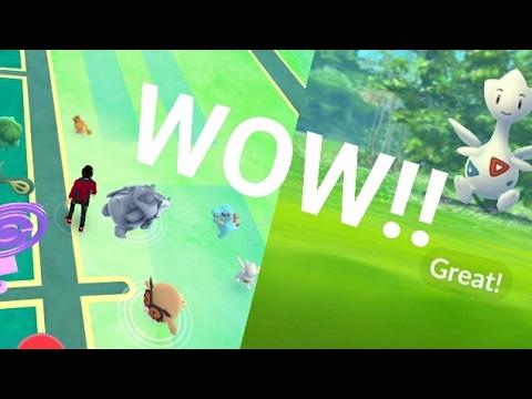 Crazy Cluster Spawn - Pokemon Go Level 40