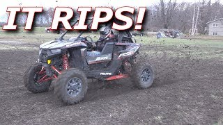 10. RZR RS1 mods! Evo Exhaust & tune! IT RIPS 0-60!