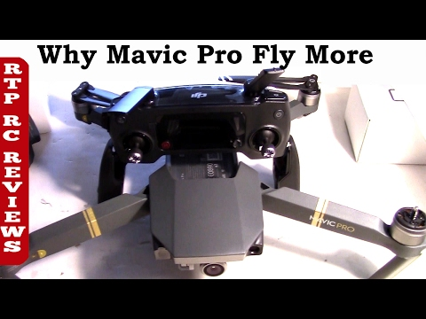 DJI Mavic Pro 4K Camera Drone Fly More Combo - What's Included and Why Get the Mavic Fly More Combo