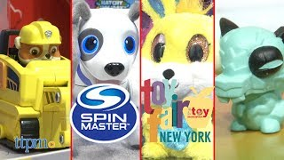 Toy Fair 2018: Spin Master's PAW Patrol, Air Hogs, and more!