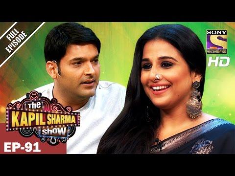 The Kapil Sharma Show - दी कपिल शर्मा शो - Ep - 91 -Team Begum Jaan In Kapil's Show - 19th Mar 2017