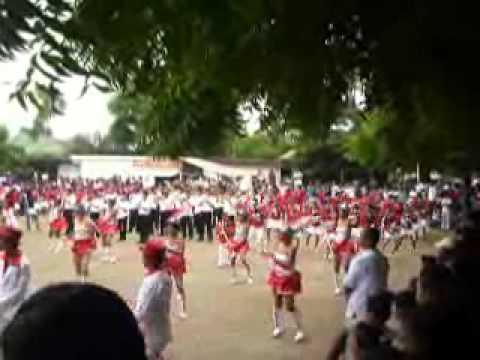 carmela noguera(primer festival de bandas) instituto de  masatepe 2