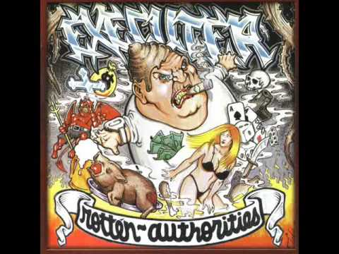 Executer - Amazing thrash. From the album: