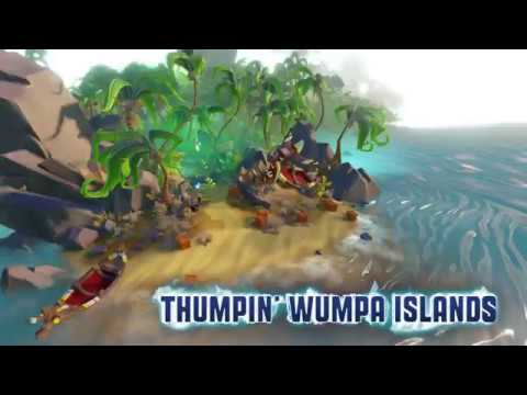 Thumpin Wumpa Islands Adventure Pack Uk