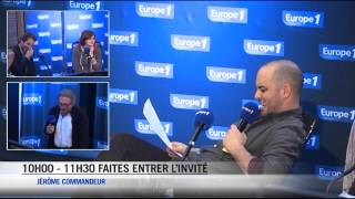 Video Jérôme Commandeur - Jeux à gogo avec le fils de Guy Lux MP3, 3GP, MP4, WEBM, AVI, FLV September 2017