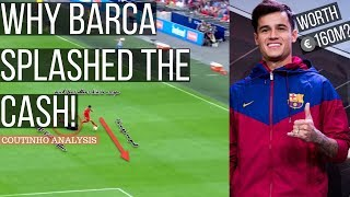 Video Why Barcelona Were DESPERATE To Get Coutinho - Coutinho Analysis MP3, 3GP, MP4, WEBM, AVI, FLV Januari 2018
