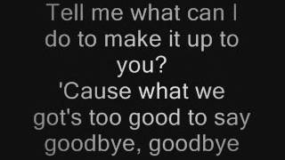 Video Bruno Mars - Too Good To Say Goodbye Lyrics MP3, 3GP, MP4, WEBM, AVI, FLV Februari 2018