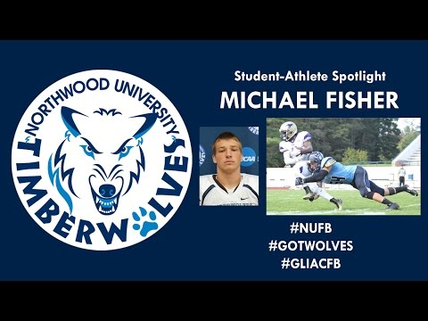Student-Athlete Spotlight - Michael Fisher