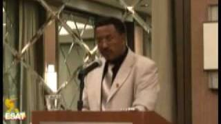 Ato Amine Junde OLF Speech At Dallas Public Meeting September 2011