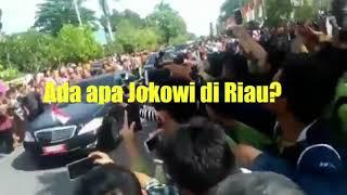 Video Gara-gara Pantun Jokowi. Mengejutkan #RiauBesamoJokowi MP3, 3GP, MP4, WEBM, AVI, FLV Desember 2018