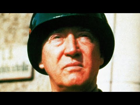The Tragic Death of General George S. Patton