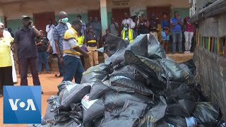 Covid-19: Government Distributes Food In Poor Areas Of Lagos