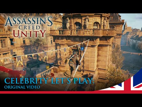 assassins - DavidAttenbro, MorganF_Da_Man, SchwarzeKiller and ChattyManAl69 navigate the rooftops of 18th Century revolutionary Paris and attempt to break into a French aristocrat's cavernous mansion...