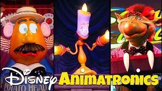 Video Top 10 Must See Animatronics at Walt Disney World Part 2! MP3, 3GP, MP4, WEBM, AVI, FLV April 2018