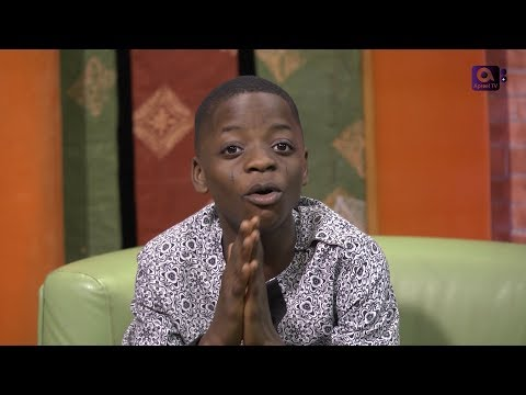 Adeshina Afeez  A.k.a Destiny Boy On Gbajumo Tv
