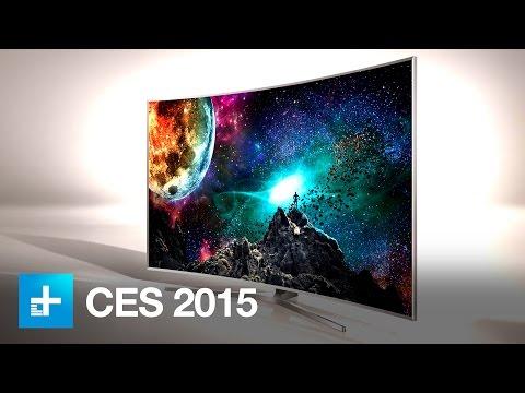 Видео Телевизор LED Samsung UE65KS9505