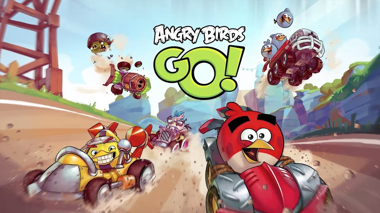 'Angry Birds Go!' Soft-launches in New Zealand Ahead of December 11th Release