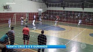 Ourinhos vai até Santa Cruz do Rio Pardo e vence pela Copa Record