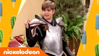 Video Jack Griffo Joins the Knighthood in Astoria as Sir Swayze 🤩 | Knight Squad MP3, 3GP, MP4, WEBM, AVI, FLV Juni 2019