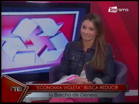 Economía Violeta busca reducir la brecha del Género