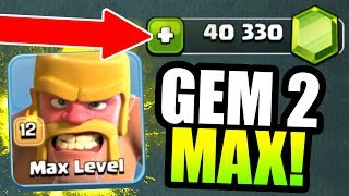 Video MY FIRST EVER MAX LEVEL 12 TROOP IN CLASH OF CLANS BUILDERS VILLAGE! MP3, 3GP, MP4, WEBM, AVI, FLV Juni 2017