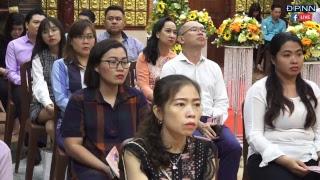 TRỰC TIẾP: Lễ Hằng Thuận của chú rể Thế Minh và cô dâu Trúc Lam