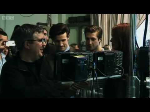 Doctor Who: 'The Power of Three' - Behind the Scenes - Series 7 2012 Episode 4 - BBC One
