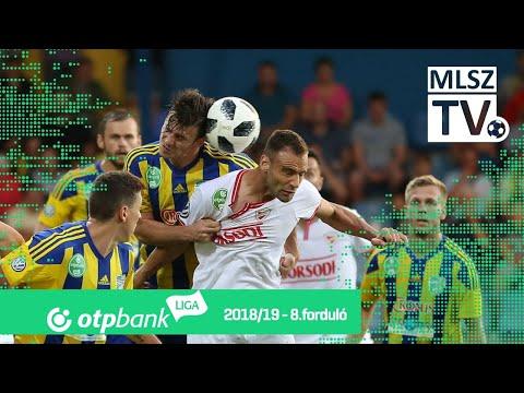 8. forduló: Mezőkövesd - DVTK 4-2 (3-0)