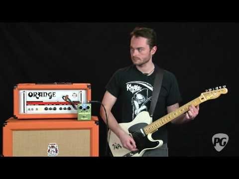 Premier Guitar Green Rhino review