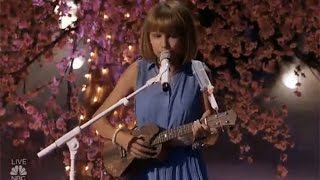 "Video Grace Vanderwaal live show ""Beautiful Thing""  HD full video MP3, 3GP, MP4, WEBM, AVI, FLV Desember 2017"